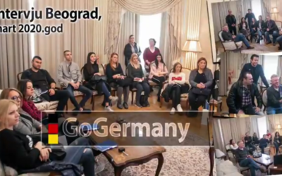 GoGermany – Sajam u Beogradu – Messe in Belgrad