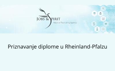 Priznavanje diplome u Rheinland-Pfalzu