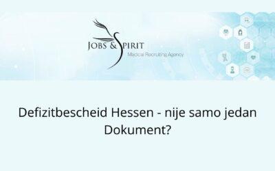 Defizitbescheid Hessen – nije samo jedan dokument?